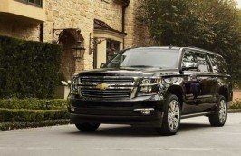 Fully Loaded 2016 Chevy Suburban service